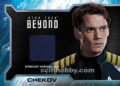 Star Trek Beyond Trading Card SR8a