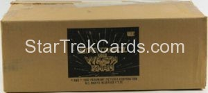 Star Trek II The Wrath of Khan FTCC Trading Card Case Front