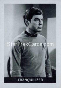 Star Trek Leaf 1967 Trading Card 50 Front