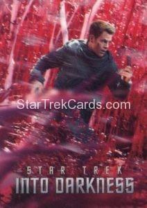 Star Trek Movies Collectors Set Trading Card STID1