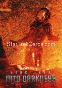 Star Trek Movies Collectors Set Trading Card STID2