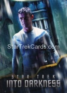 Star Trek Movies Collectors Set Trading Card STID3