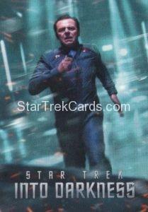 Star Trek Movies Collectors Set Trading Card STID4