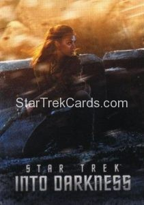 Star Trek Movies Collectors Set Trading Card STID5