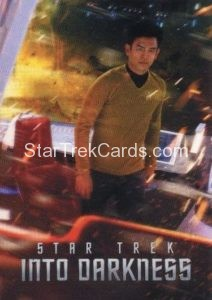 Star Trek Movies Collectors Set Trading Card STID6