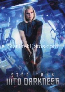 Star Trek Movies Collectors Set Trading Card STID8