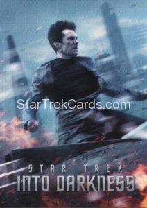 Star Trek Movies Collectors Set Trading Card STID9