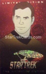 Star Trek The Animated Series Arcade Set Limited Edition Captain Kirk