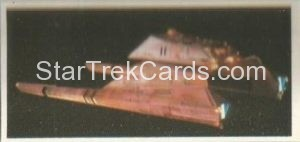 Star Trek The Motion Picture Lyons Maid Trading Card 11