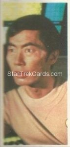 Star Trek The Motion Picture Lyons Maid Trading Card 6