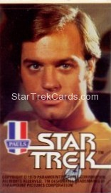 Star Trek The Motion Picture Paul's Ice Cream Trading Card Sticker Decker