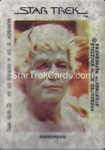 Star Trek The Motion Picture Swizzels Trading Card 5
