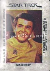 Star Trek The Motion Picture Swizzels Trading Card 8