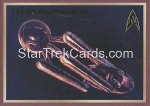 Star Trek The Original Series 50th Anniversary Trading Card E6