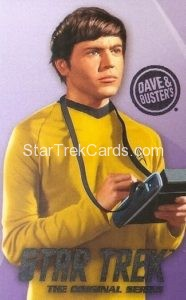 Star Trek The Original Series Arcade Set Base Set Pavel Chekov Front