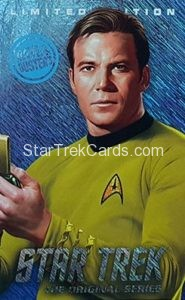 Star Trek The Original Series Arcade Set Trading Card Limited Edition Captain Kirk