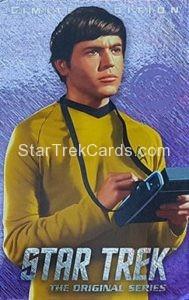 Star Trek The Original Series Arcade Set Trading Card Limited Edition Pavel Chekov