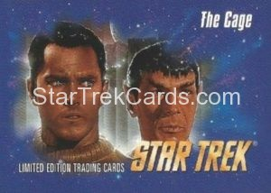 Star Trek Video Cards Trading Card 1