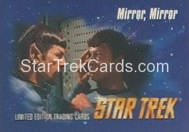 Star Trek Video Cards Trading Card 39
