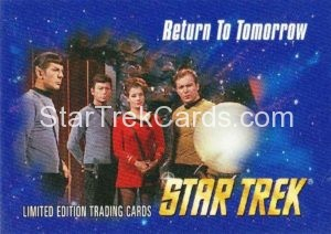 Star Trek Video Cards Trading Card 51