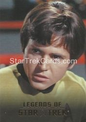 The Legends of Star Trek 10th Anniversary Chekov L5