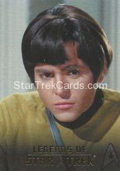 The Legends of Star Trek 10th Anniversary Chekov L7