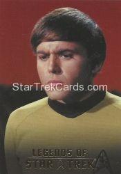 The Legends of Star Trek 10th Anniversary Chekov L8