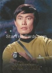 The Legends of Star Trek 10th Anniversary Sulu L1