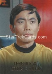 The Legends of Star Trek 10th Anniversary Sulu L2