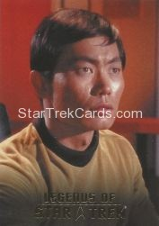 The Legends of Star Trek 10th Anniversary Sulu L7