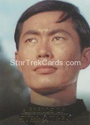 The Legends of Star Trek 10th Anniversary Sulu L8