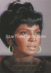 The Legends of Star Trek 10th Anniversary Uhura L1