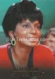The Legends of Star Trek 10th Anniversary Uhura L4 1