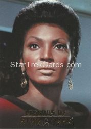 The Legends of Star Trek 10th Anniversary Uhura L5 1