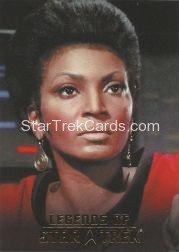 The Legends of Star Trek 10th Anniversary Uhura L6 1
