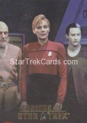 The Legends of Star Trek Dr Beverly Crusher L8