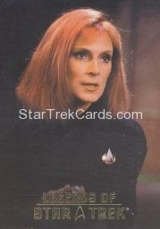 The Legends of Star Trek Dr Beverly Crusher L9