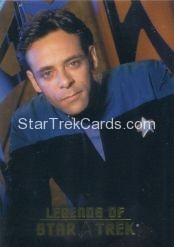 The Legends of Star Trek Dr Julian Bashir L1