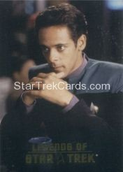 The Legends of Star Trek Dr Julian Bashir L3