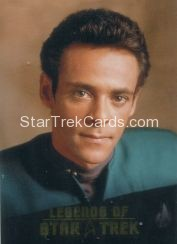 The Legends of Star Trek Dr Julian Bashir L5