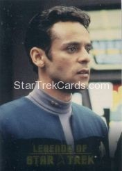 The Legends of Star Trek Dr Julian Bashir L7