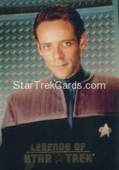 The Legends of Star Trek Dr Julian Bashir L9