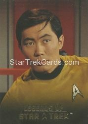 The Legends of Star Trek Sulu L6