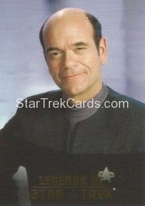 The Legends of Star Trek The Doctor L1