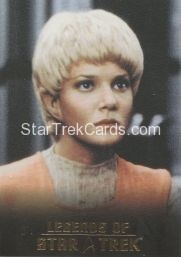 The Legends of Star Trek Trading Cards 2015 Exansion Set Kes L2
