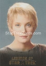 The Legends of Star Trek Trading Cards 2015 Exansion Set Kes L4