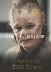 The Legends of Star Trek Trading Cards 2015 Exansion Set Neelix L3