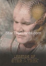The Legends of Star Trek Trading Cards 2015 Exansion Set Neelix L6