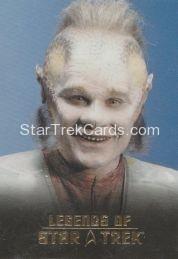 The Legends of Star Trek Trading Cards 2015 Exansion Set Neelix L7