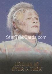 The Legends of Star Trek Trading Cards 2015 Exansion Set Neelix L9
